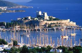 Bodrum Castle, Holidays to Bodrum, Turkey.